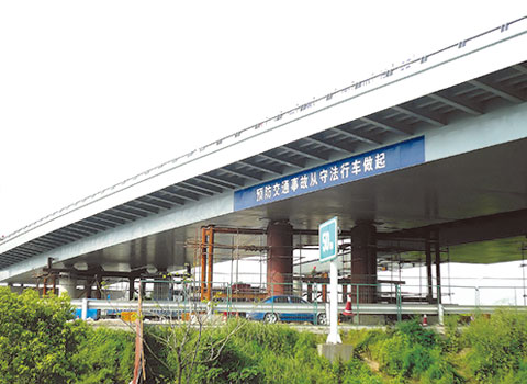 Bridge steel structure products